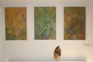 Malerier af Hanne, Skulptur af Poul